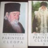 NE VORBEȘTE PĂRINTELE CLEOPA, VOL. 1+ 3 - Carti Crestinism