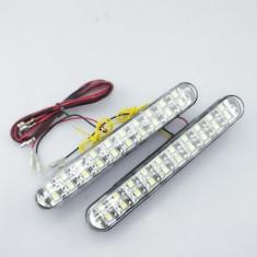 Lumini de zi DRL cu semnalizare 20 led*0, 3W