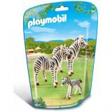Familie de zebre Playmobil
