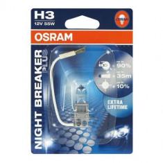 Bec H3 Osram Night Breaker Unlimited
