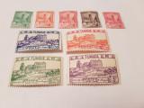 Franta/colonii/tunisia 1934 vederi / 10 Fr., Nestampilat