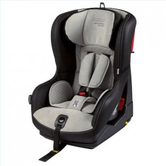 Scaun Auto Viaggio1 Duo-Fix Tt Pearl Grey - Scaun auto copii Peg Perego, 0+ (0-13 kg)