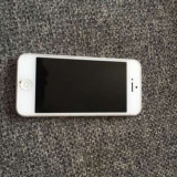 Iphone 5 16gb white neverloked folosit stare buna,incarcator,cablu !PRET:690lei