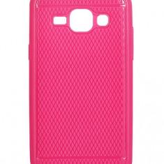 Husa Samsung Galaxy Grand Prime G530H TPU Pink - Husa Telefon Samsung, Roz, Gel TPU, Fara snur, Carcasa