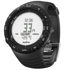 Suunto Core Regular Black - ceas outdoor - Ceas barbatesc Suunto, Elegant