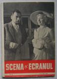 Revista Scena Si Ecranul - Nr. 2 ianuarie 1957