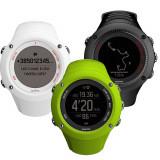 Suunto Ambit 3 Run GPS HR ceas multisport + centura ritm cardiac, Elegant