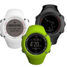 Suunto Ambit 3 Run GPS HR ceas multisport + centura ritm cardiac - Ceas barbatesc