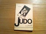 JUDO - Ion Avram - Editura Educatie Fizica si Sport, 1968, 125 p.