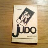 JUDO - Ion Avram - Editura Educatie Fizica si Sport, 1968, 125 p. - Carte sport