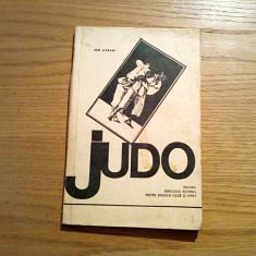JUDO - Ion Avram - Editura Educatie Fizica si Sport, 1968, 125 p., Alta editura