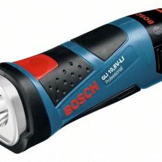 Lampa cu acumulator Bosch GLI 10, 8 V-LI - Bormasina