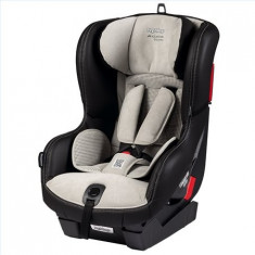 Scaun Auto Viaggio1 Duo-Fix K Pearl Grey - Scaun auto copii Peg Perego, 0+ (0-13 kg), Isofix