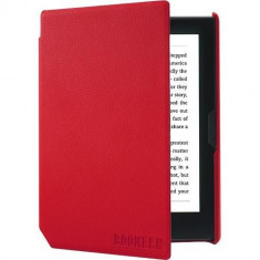 Cover Cybook Muse - Red Vermillon - Ebook Reader Nook