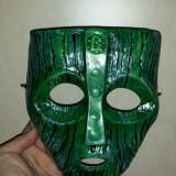 "Masca azteca ""The Mask"" Loki Halloween petrecere voodoo bal mascat +CADOU! - Masca carnaval, Marime: Marime universala, Culoare: Din imagine"