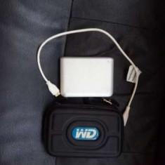 HDD WD MyPassport 500GB - HDD extern Western Digital, 500-999 GB