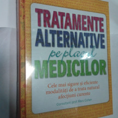 TRATAMENTE ALTERNATIVE PE PLACUL MEDICILOR - Reader's Digest