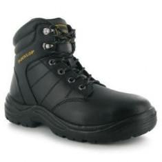 Safety SB Boots Mens Black-Maro-44.5 Dunlop