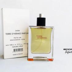 TERRE D'HERMES Tester parfum HERMÉS edt 100ml - Parfum barbati Hermes, Apa de toaleta