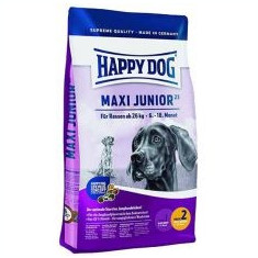 Happy Dog Supreme Maxi Junior 23 / 4kg - Hrana caine