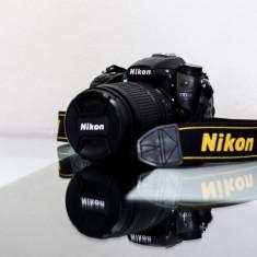 Kit Nikon D7000 + 18-105mm + acumulator + incarcator + card 32gb - Aparat Foto Nikon D7000, Kit (cu obiectiv)