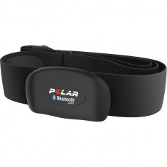 Polar H7 HR Sensor WearLink Bluetooth, centura pentu ritm cardiac- negru - Monitorizare Cardio