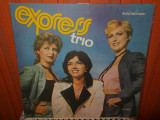 -Y- EXPRESS TRIO    DISC VINIL LP