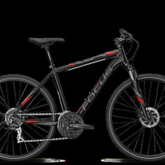 "Bicicleta Focus Crater Lake Evo 24G 28"" HE 2016-Cadru 550 mm - Mountain Bike"