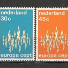 Olanda.1973 EUROPA SN.287 - Timbre straine, Nestampilat