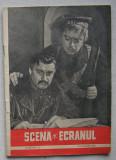Revista Scena Si Ecranul - Nr. 21 Noiembrie 1957