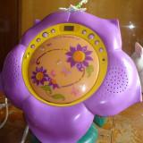 CD player  floare pentru fetite, DISNEY - OKAZIE