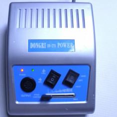 Alimentator functional Dongri freza unghii polizor fara pila electrica