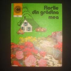 ELENA SELARU - FLORILE DIN GRADINA MEA - Carte gradinarit