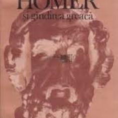 Felix buffiere miturile lui homer - Istorie