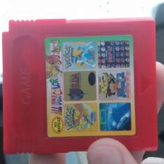 Joc Nintendo Game Boy 20in1 (All USA color. Zelda, Pokemon...etc) - Jocuri Game Boy Altele