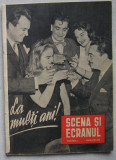 Revista Scena Si Ecranul - Nr. 1 Ianuarie 1958