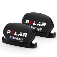 Senzor de viteza Polar Bluetooth®Samart si senzor de cadenta Polar Bluetooth®Samart. - Monitorizare Cardio