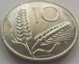 Moneda 10 Lire - ITALIA, anul 1982 *cod 3742 a.UNC, Europa, Aluminiu