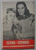 Revista Scena Si Ecranul - Nr. 19 Octombrie 1957