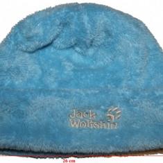 Caciula polar pufos Jack Wolfskin, dama, marimea S