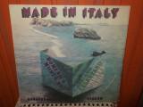 -Y- MADE IN ITALY  - MODUGNO / CERENTANO / ORIETA BERTI  DISC VINIL LP