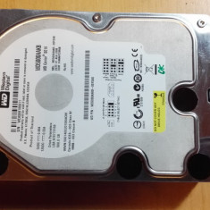 HDD PC Western Digital 500 Gb IDE - Hard Disk Western Digital, 500-999 GB, Rotatii: 7200