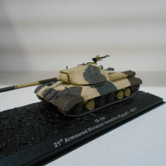 Macheta tanc IS-3m - Egypt  - 1973 scara 1:72
