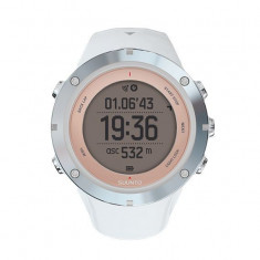Suunto Ambit 3 Sport GPS HR Women + centura ritm cardiac - Ceas dama Suunto, Elegant, Silicon, Electronic