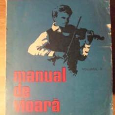 Manual De Vioara Vol.2 - Ionel Geanta, George Manoliu ,390471