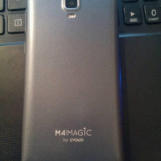 Evolio M4 Magic, Negru, 8GB, Neblocat, Quad core, 1 GB