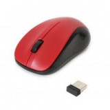 OMEGA MOUSE OM-262 RED 800/1200DPI HIDDEN RETR.CABLE