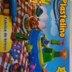Plastelino set mare - Jocuri arta si creatie Noriel