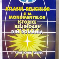ATLASUL RELIGIILOR SI AL MONUMENTELOR ISTORICE RELIGIOASE DIN ROMANIA, C. Cuciuc
