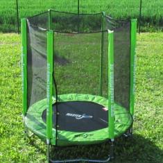 Plasa Siguranta pentru Trambulina, Master Sport, Jump + Catarame pentru Siguranta, 244 x 172 cm - Trambulina copii